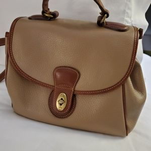 Vintage Coach Monticello Bag
